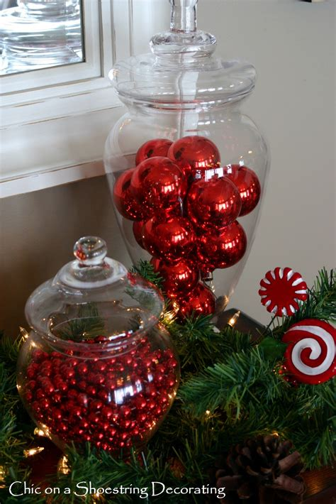 chic on a shoestring decorating my not so simple