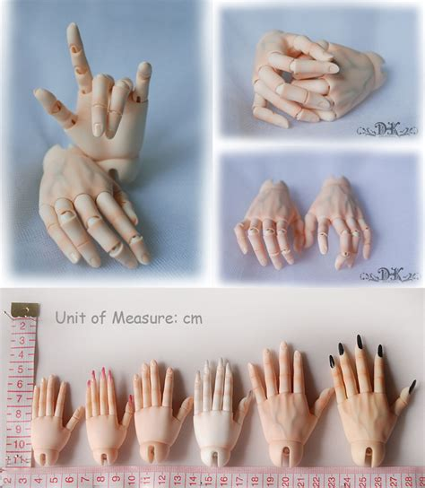 jointed doll parts jointed for 73cm bjd jointed doll dika