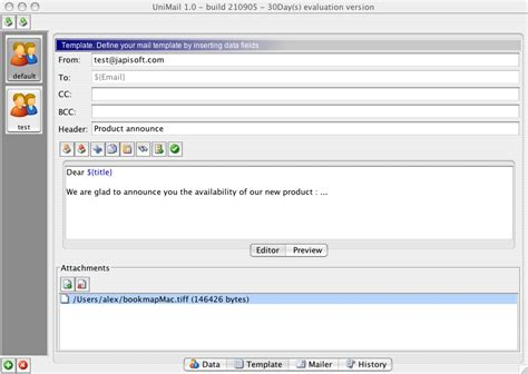 unimailer email marketing