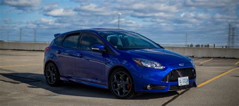Ford Focus Blue Ford Focus Rs Tuning