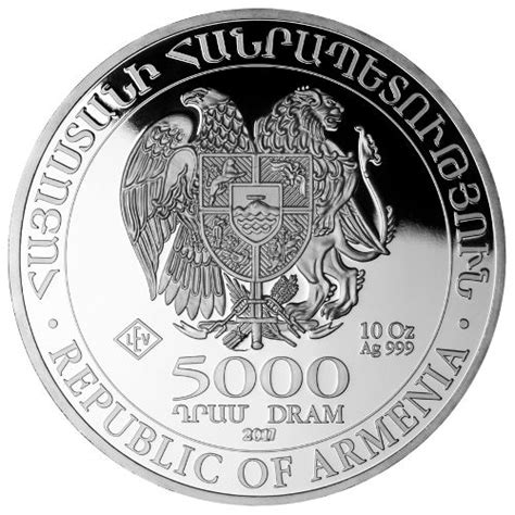 10 oz silver coin price buy 2017 10 oz silver armenian noah s ark coins bu