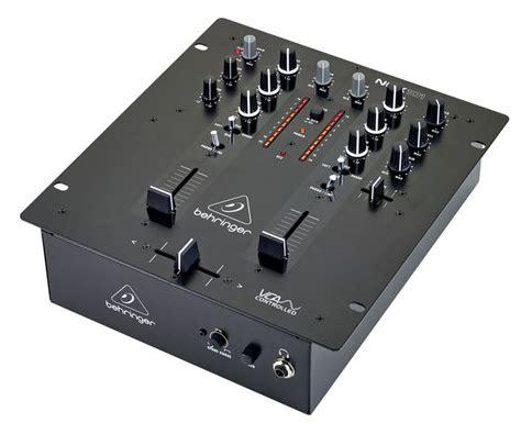 Katalog Mixer Audio behringer nox101 dj mixer
