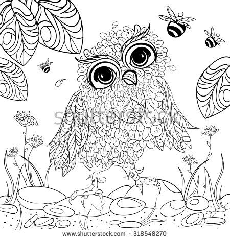 anti stress colouring book stan rodski filled in book anti stress coloring pages