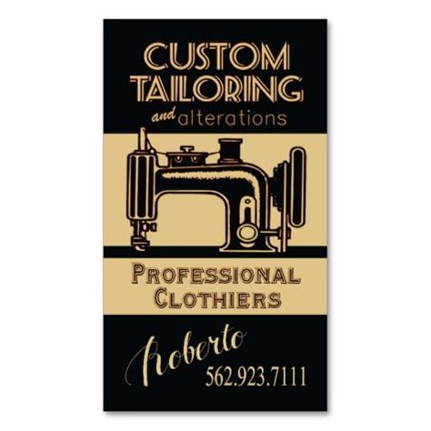 tailoring and alterations business cards template 208 best tailor business cards images on