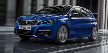 Peugeot Cars 308 2017 Peugeot 308 Facelift Goes Official With New Tech