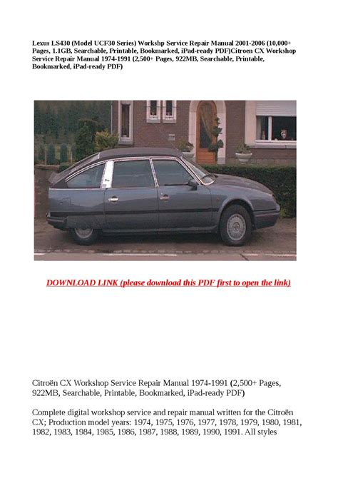 manual repair free 1974 citroen cx auto manual 1974 citroen cx owners repair manual free auto repair manual for a 1974 citroen cx citro
