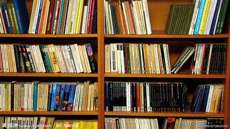 Bookcase Backdrop 堆满书的书架摄影图 学习办公 生活百科 摄影图库 昵图网nipic Com