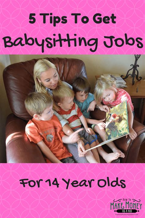 How Can A 15 Year Old Make Money Fast Online - easy babysitting jobs for 14 year olds 5 quick tips