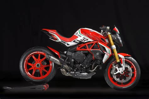 Rc Motorrad Rennen by Mv Agusta Dragster 800 Rc 2018