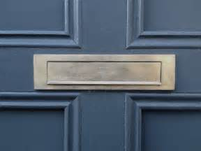 Front Door Letter Boxes How To Fit A Letterbox Home Build