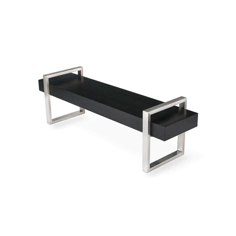 return bench return bench walnut gus modern touch of modern
