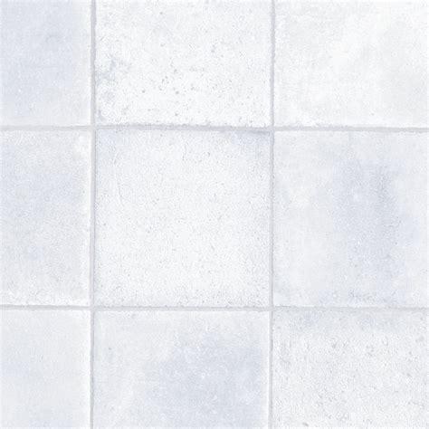 azzida white stone tile effect vinyl cut  chosen length
