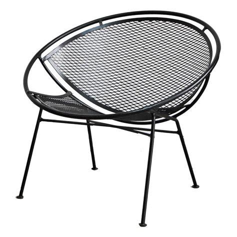 salterini outdoor furniture maurizio tempestini for salterini hoop lounge chair at 1stdibs