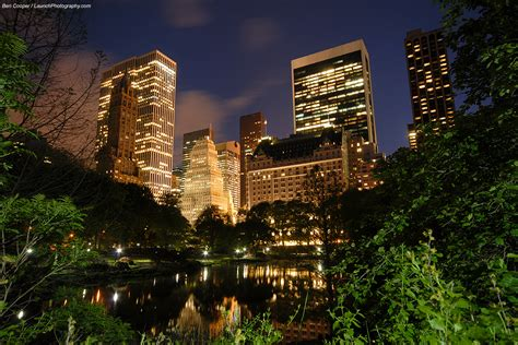 at central central park at