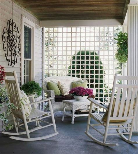 Veranda Ideas Decorating by 36 Joyful Summer Porch D 233 Cor Ideas Digsdigs