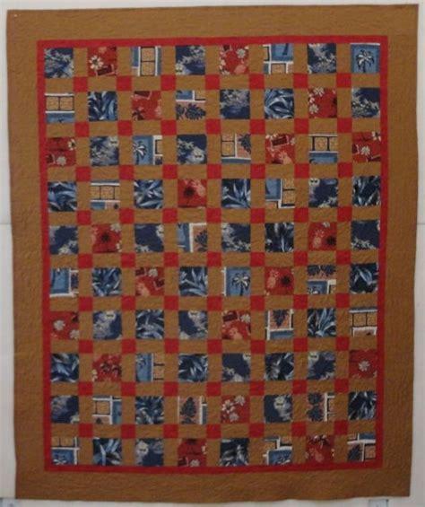 187 archive 187 hawaiian shirt quilt