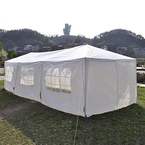Easy Gazebo Benefitusa Wedding Tent Outdoor Cing 10 X30 Easy
