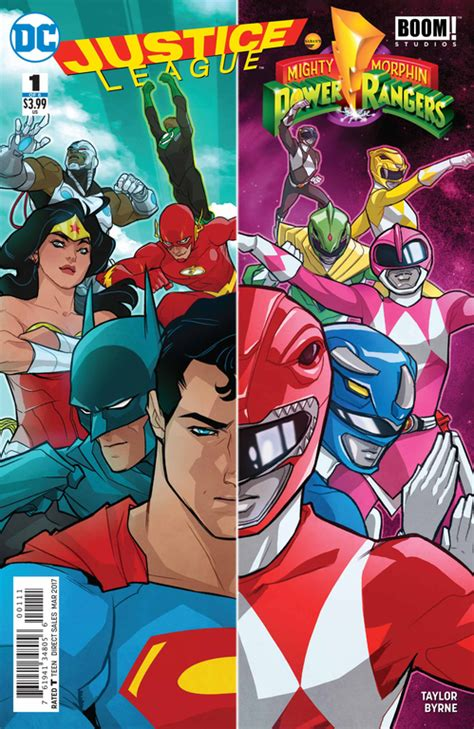 Power Ranger Justice Set Justice League Power Rangers Bodes Well For The Future Of
