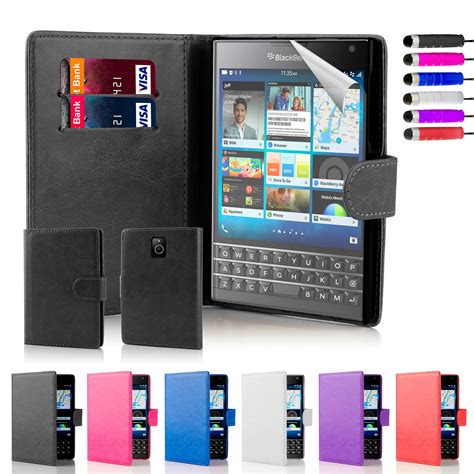 Book Flip Blackberry Bb 32nd book wallet pu leather blackberry phones