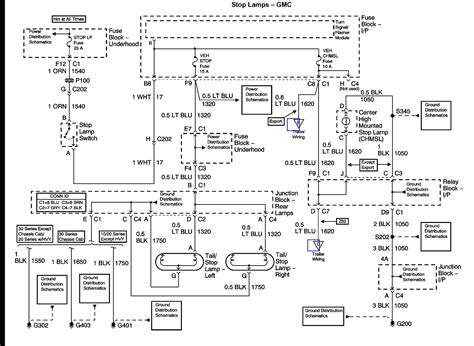 chevy avalanche light wiring diagram get free image about wiring diagram