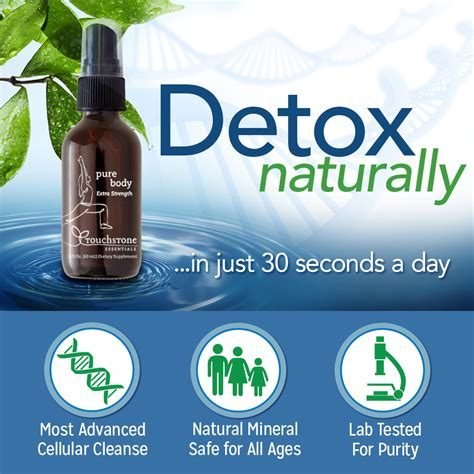 7 Day Detox Lab by Strength Hydrated Zeolite The