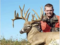 Georgia Hunter Takes 233-Inch Nontypical Buck Worth County ... Hunter Rawlings Facebook