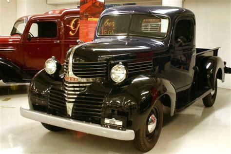 abc cab plymouth mi 1940 dodge model tc 1 2 ton truck