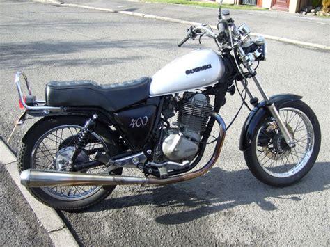 Suzuki Gn 400 1980 Suzuki Gn 400 Td Moto Zombdrive