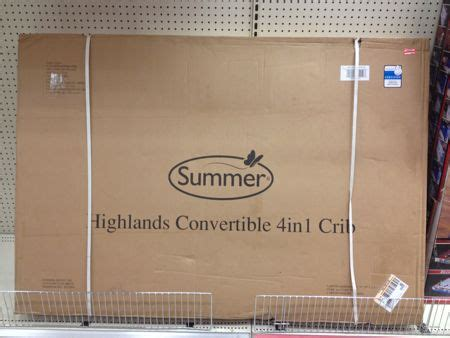 Target Weekly Clearance Update Still Lots At 70 Off New Summer Highlands Convertible 4 In 1 Crib