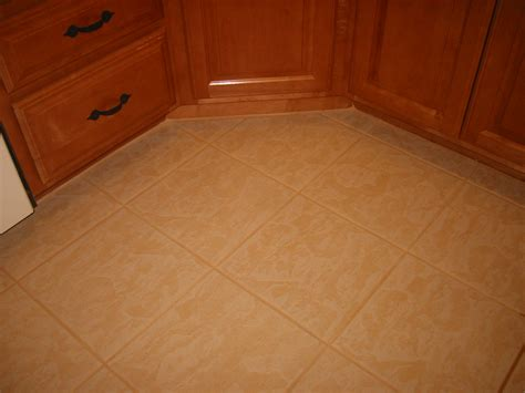 Porcelain Kitchen Floor Tiles Porcelain Floor Tiles By Kitchen Corner Cabinets Area All About Tile Repair And New Tile