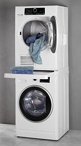 Verbindungsrahmen Waschmaschine Trockner Beko by Wpro Sks101 Waschmaschinenzubeh 246 R Trocknerzubeh 246 R