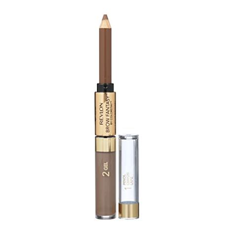 Revlon Brow Fantasy Pencil Gel By Colorstay Light Brown