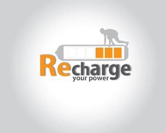 recharge  power designed  shayma brandcrowd