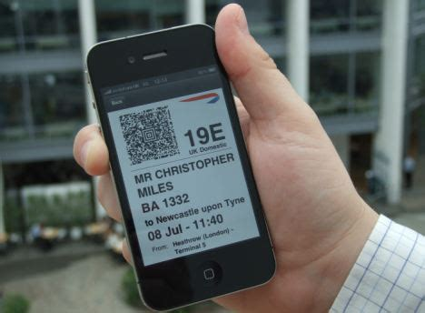 tmobile inflight iphone app from ba lets passengers check in and board a