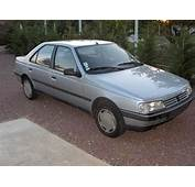 Peugeot 405 19 Station Wagon GRD 1992