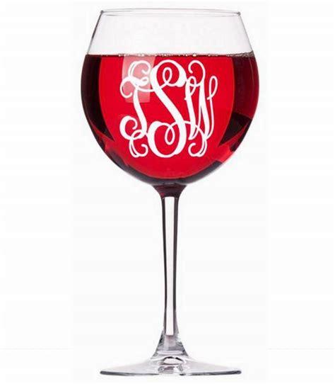 Wine Glass Stickers