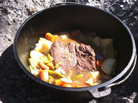 recipe c oven buffalo pot roast cooked an
