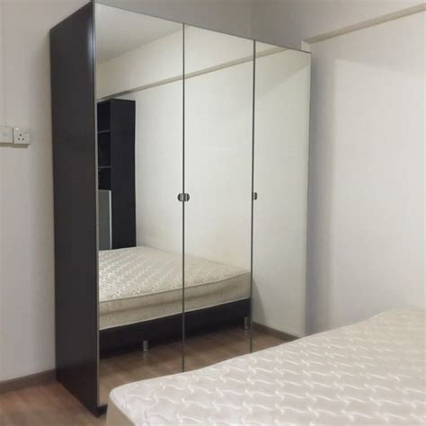 Mirrored Closet Doors Ikea 83 Ikea Pax Wardrobe Mirror Doors Immaculate Ikea Pax Wardrobe Oak Effect With