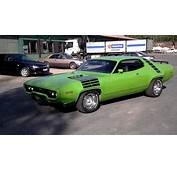 1971 Plymouth Road Runner 383 Magnum  YouTube