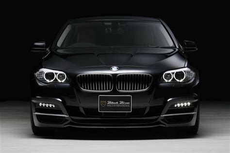 bmw  series    black bison makeover  wald international carscoops