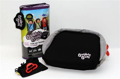 bubblebum car booster seat safety bubblebum booster seat review family