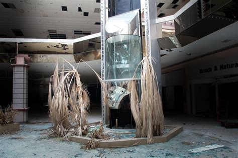 haunting photos of a deserted mall that is now covered in a haunting look inside some of america s abandoned