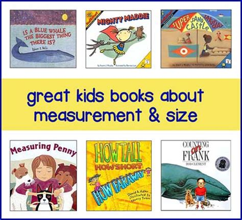 popular children s picture books best children s books for measurement lesson plans