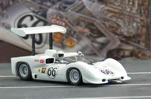 Chaparral Ford Ford Gt40 Mkiv Racing Model Collection