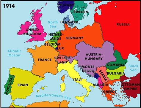 europe map today why is europe divided into many small 2017 quora