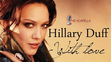 love song bigbang acapella download hilary duff with love almost studio acapella