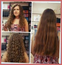 perms for hair before and after spiral perm in very long hair before and after cute hair