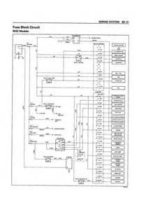 Isuzu Trooper Wiring Diagram Isuzu Trooper Owners Club Uk View Topic Wiring