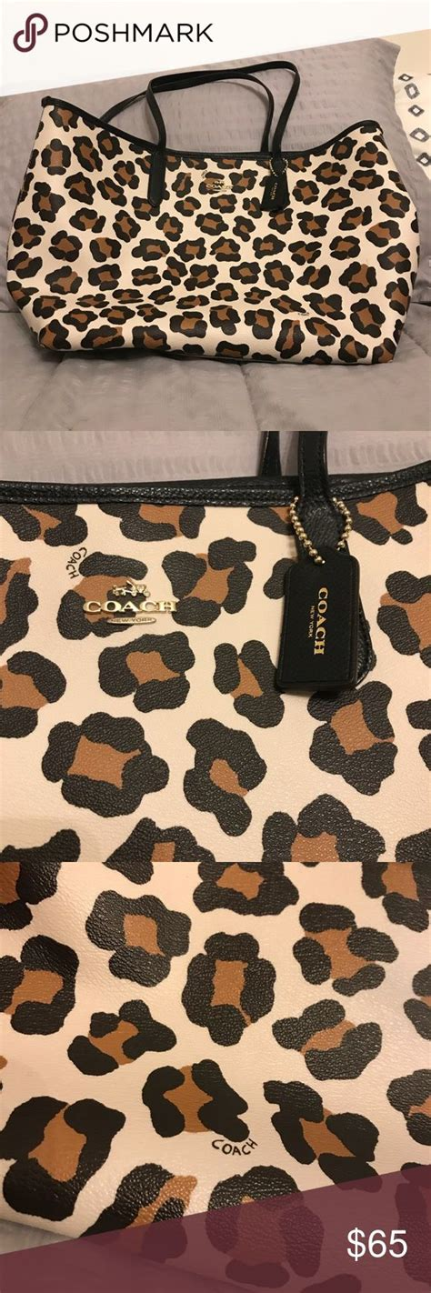 5 11 Beast Brown Leather best 25 coach tote ideas on coach bags 2017