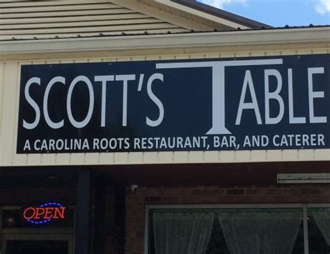 scotts table southern pines nc banana beignets with bourbon sauce foto s